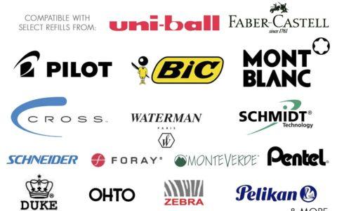 知名国内和国外钢笔品牌