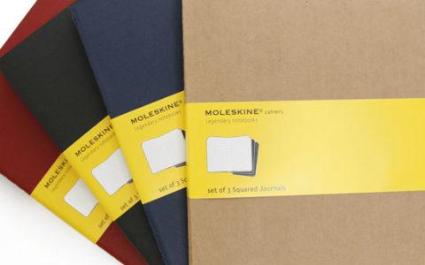 不要过分的迷信Moleskine,这只不过是个工业产品!