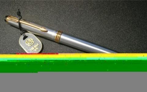 国产老笔英雄156 12K钢笔评测