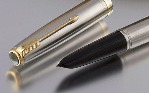 Parker派克钢笔历史介绍及派克系列钢笔收藏图鉴欣赏(下)