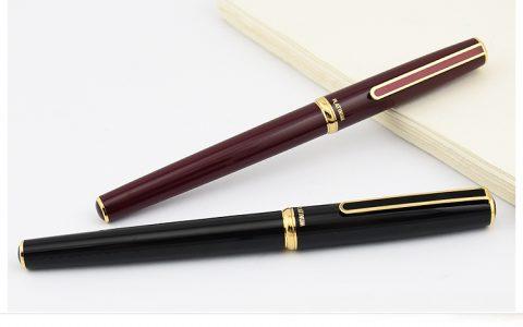 14K入门金笔,白金PTL-5000A 14K钢笔评测