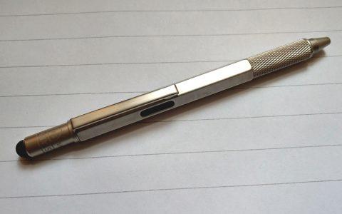 Stanley史丹利多功能工具圆珠笔评测