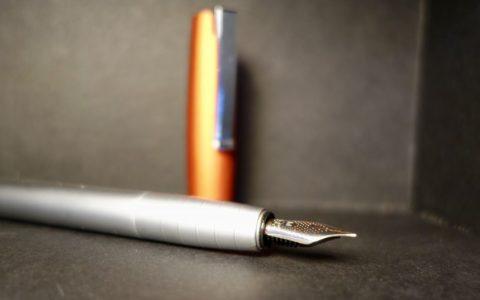 低调奢华的辉柏嘉Faber-Castell如恩Loom钢笔评测