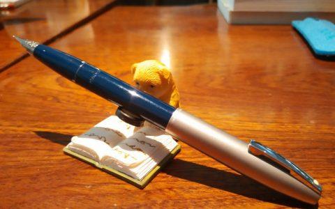 Sheaffer ImperialⅡ犀飞利帝国二钯银尖钢笔评测