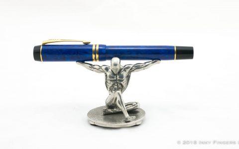 Parker派克Duofold世纪系列百年纪念MKII钢笔评测
