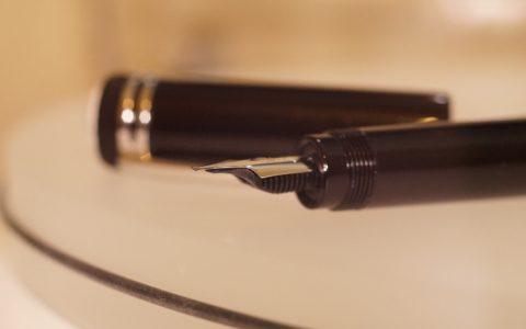 Montblanc万宝龙Heritage 1912传承系列伸缩钢笔评测