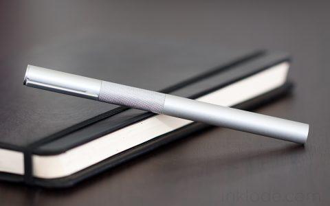 近藤麻理惠式钢笔——Muji无印良品铝制钢笔