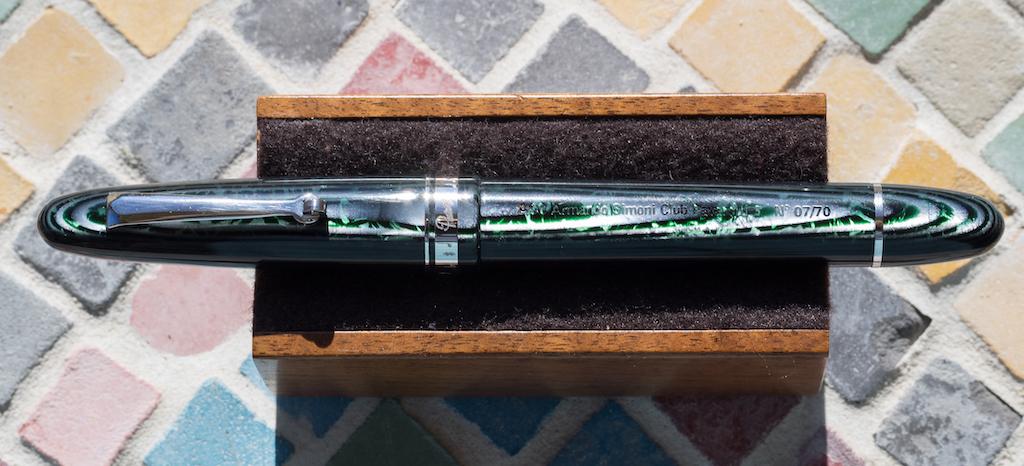 ASC钢笔