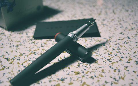 重剑亦工|Hugo Boss传动系列钢笔评测