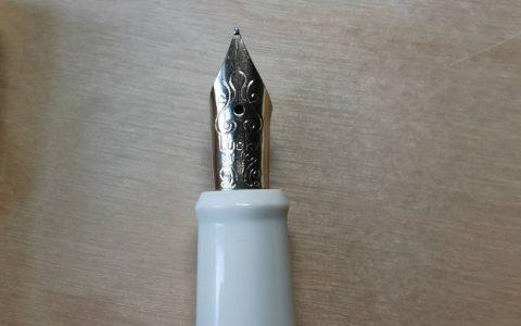永生698金尖钢笔评测