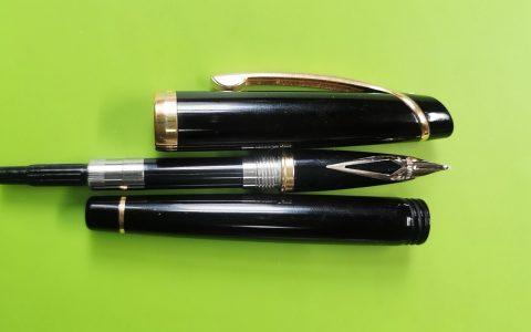 犀飞利钢笔现产最强——威龙(Valor)