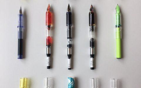 平价学生钢笔里必须拥有一席之地 - 金硕钢笔使用感受评测
