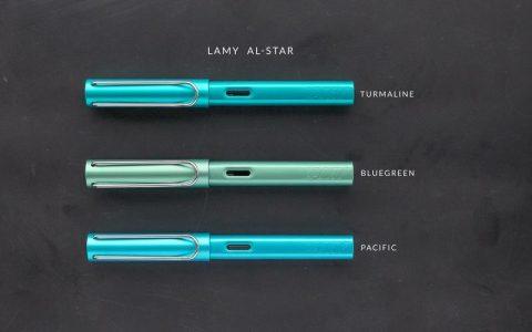 Lamy恒星Alstar2020年限量色发售