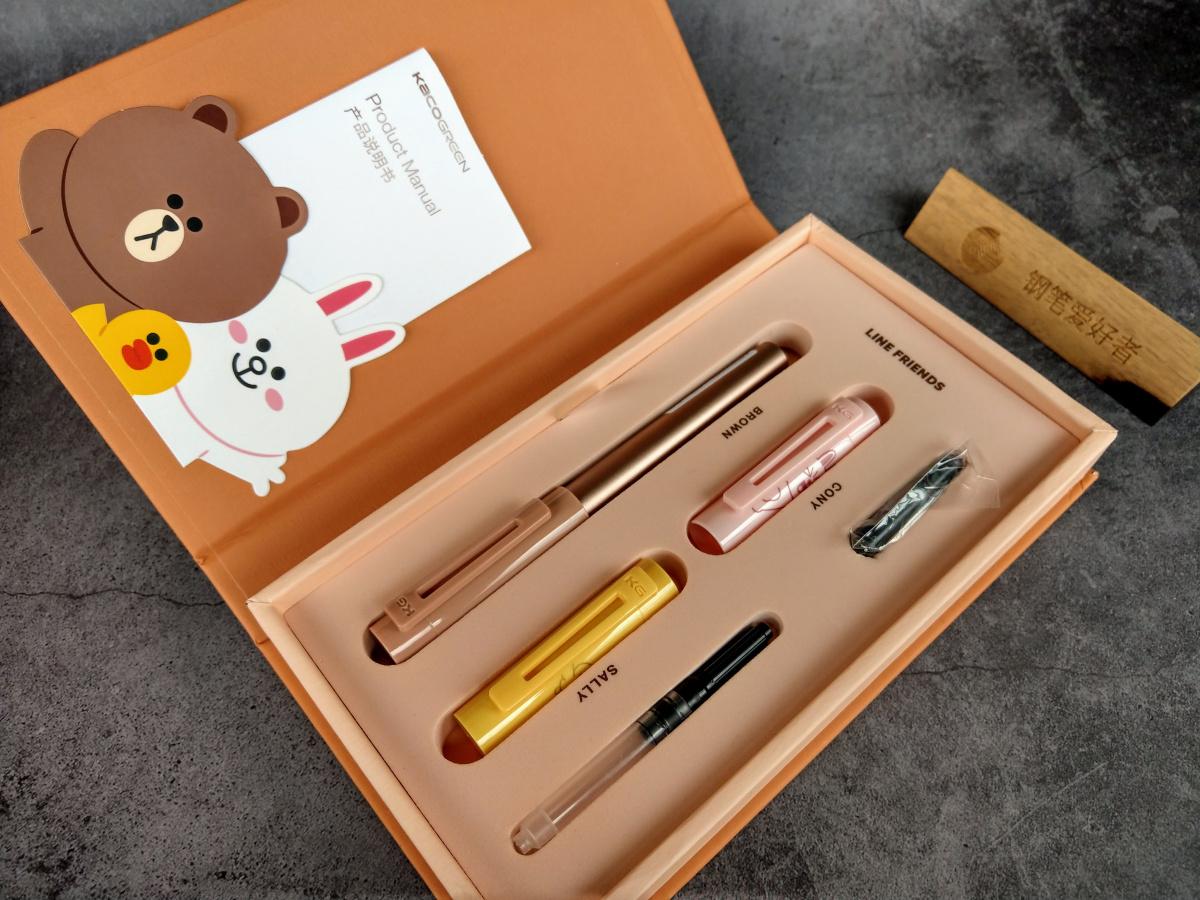 KACO百锋钢笔