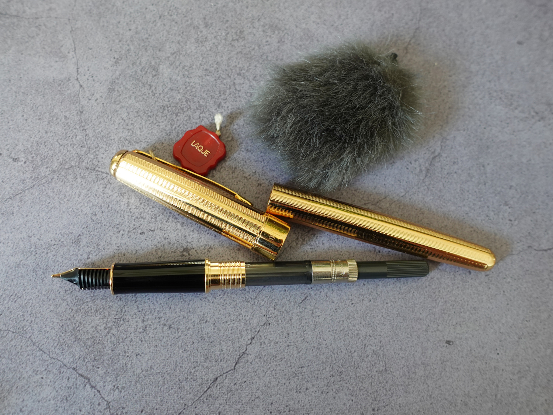 派克卓尔111周年18K钢笔-11
