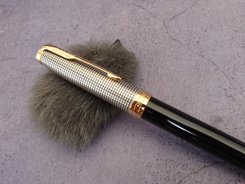 派克卓尔18K豪华版钢笔-04