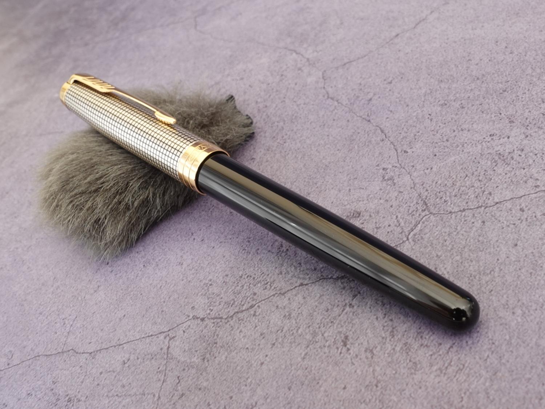 派克卓尔18K豪华版钢笔-05