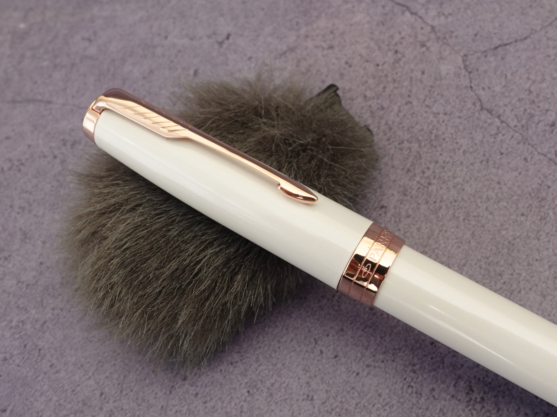 派克卓尔18K豪华版钢笔-07