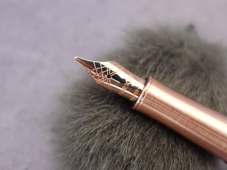 派克卓尔18K豪华版钢笔-12