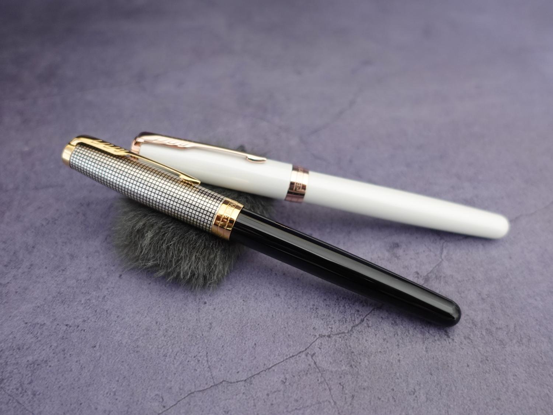 派克卓尔18K豪华版钢笔-14