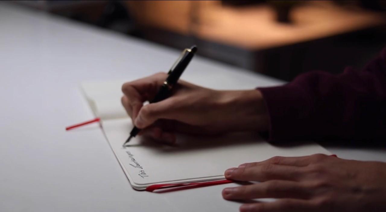 万宝龙146钢笔5
