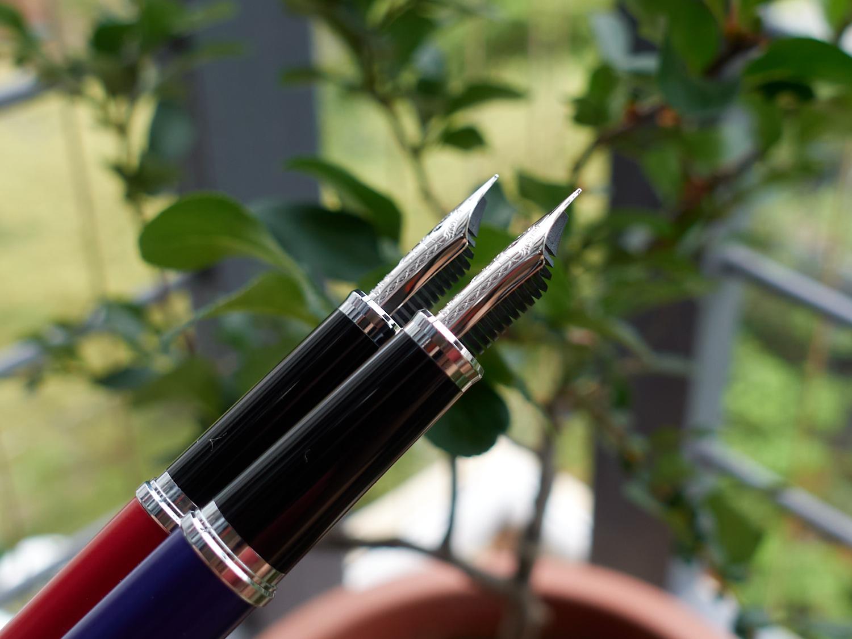 写乐1529-14K钢笔-09