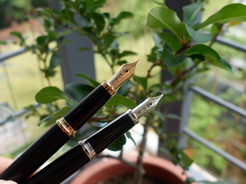 写乐1529-14K钢笔-15