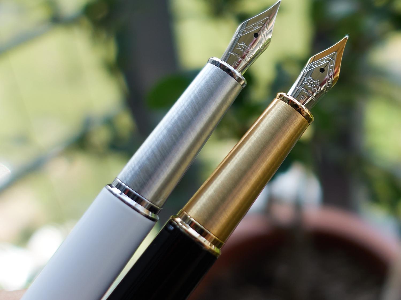 金豪95钢笔评测-16