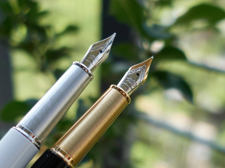金豪95钢笔评测-17