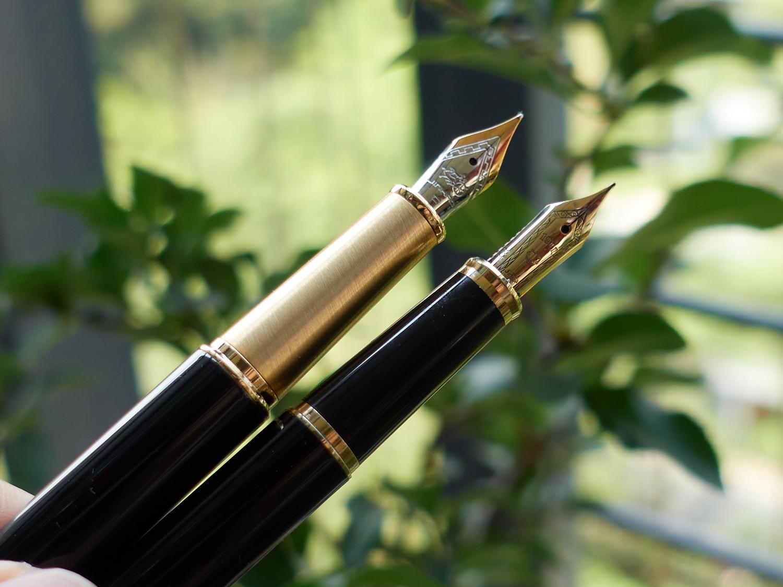 金豪95钢笔评测-24