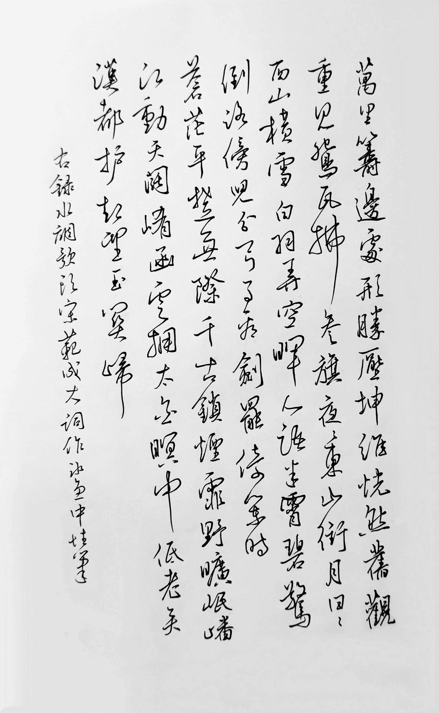 钢笔爱好者练字打卡20210413-05